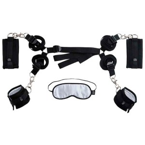 Hard Limits - Under The Bed Restraints Kit
