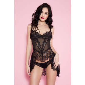 Long Tail Lace Lace Top