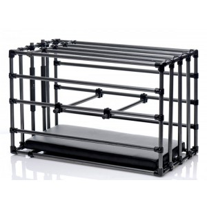 Kennel Adjustable Bondage Cage