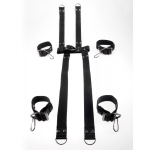 Command Hogtie & Collar Set