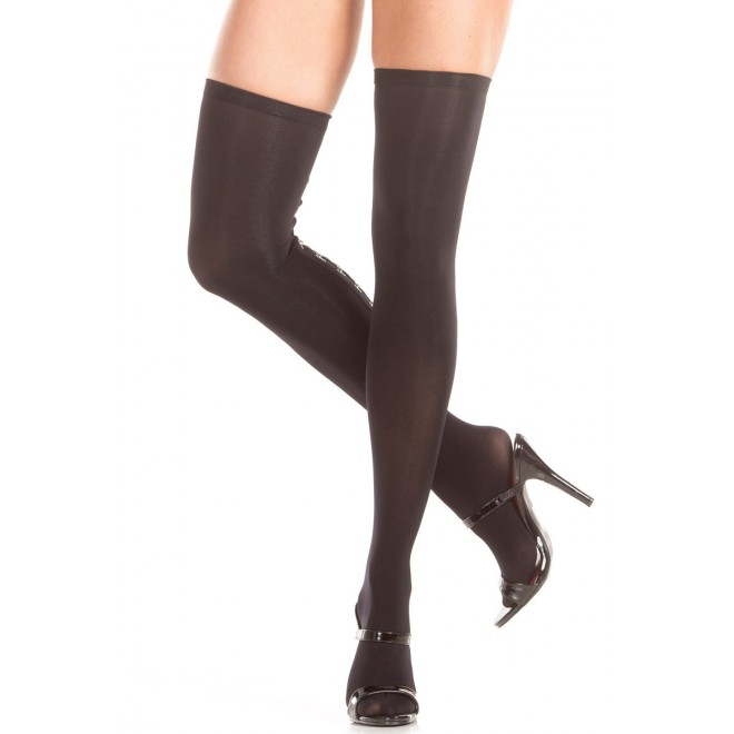 Stockings With Hook Closure