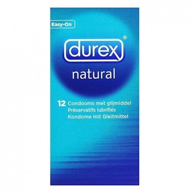 Durex Classic Natural kondomi