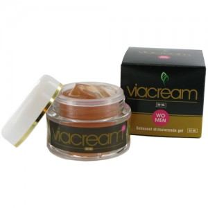 Viacream intim krém nőknek, 30 ml